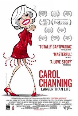 Carol Channing: Larger Than Life - Movie Poster
