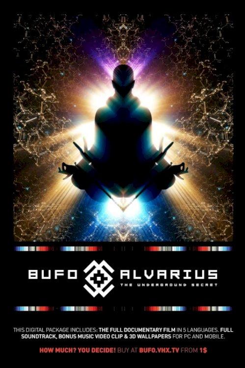 Bufo Alvarius – The Underground Secret - Movie Poster