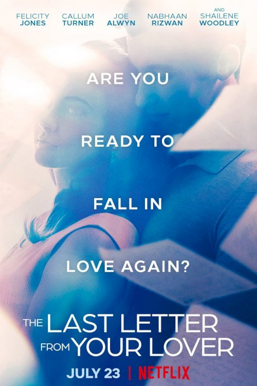 The Last Letter from Your Lover - Movie Poster