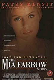 Love and Betrayal: The Mia Farrow Story - Movie Poster