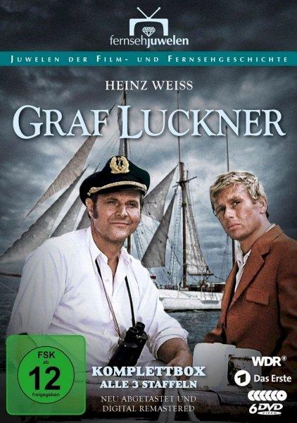 Les aventures du capitaine Luckner