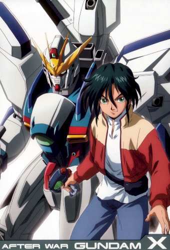 Kidô shin seiki Gundam X