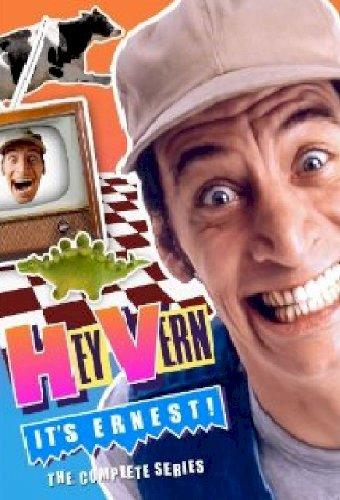 Hey, Vern, It's Ernest!