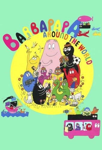 Barbapapa around the world