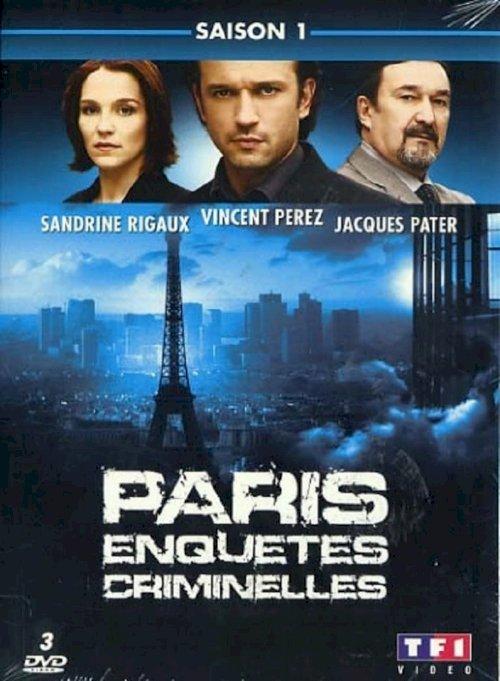 Paris enquêtes criminelles