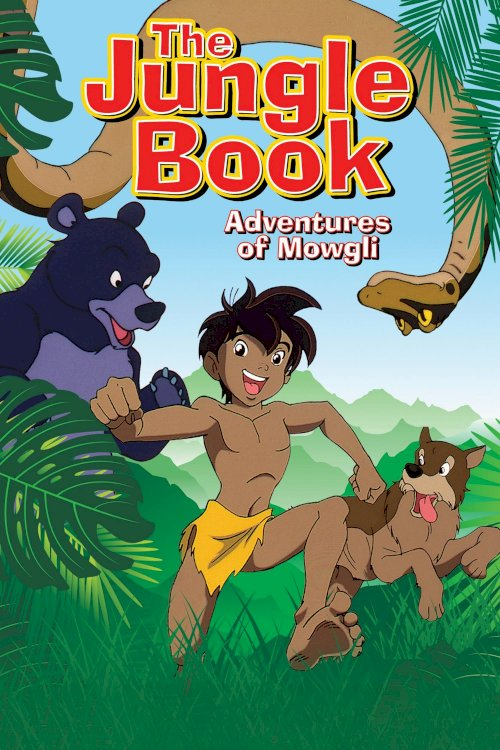 The Jungle Book: The Adventures of Mowgli