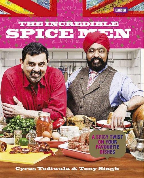 The Incredible Spice Men