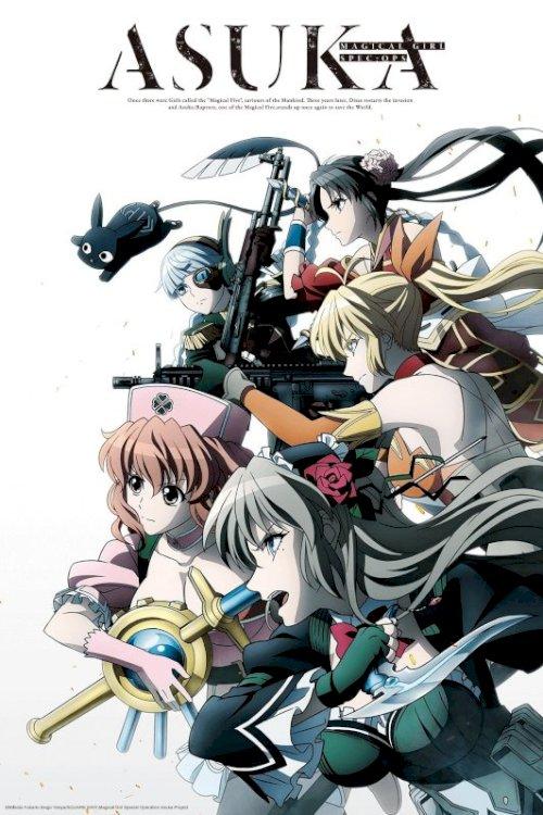Magical Girl Special Ops Asuka