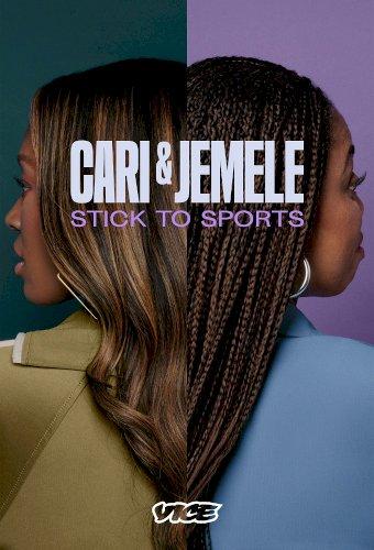 Cari & Jemele (won't) Stick to Sports