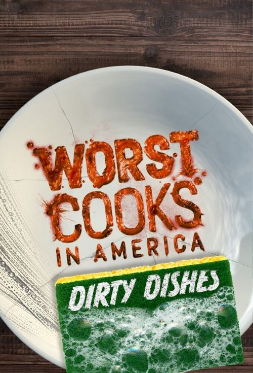 Worst Cooks in America: Dirty Dishes